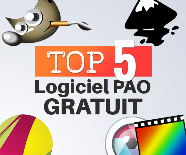top 5 logiciel gratuit