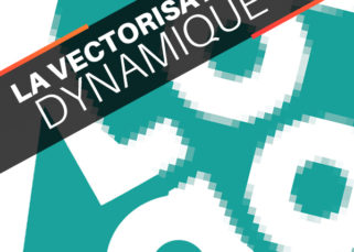 vectorisation dynamique logo