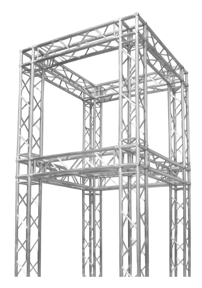 structure truss modulable