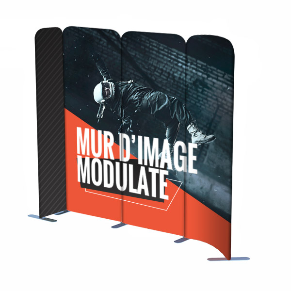 stand publicitaire modulate 6