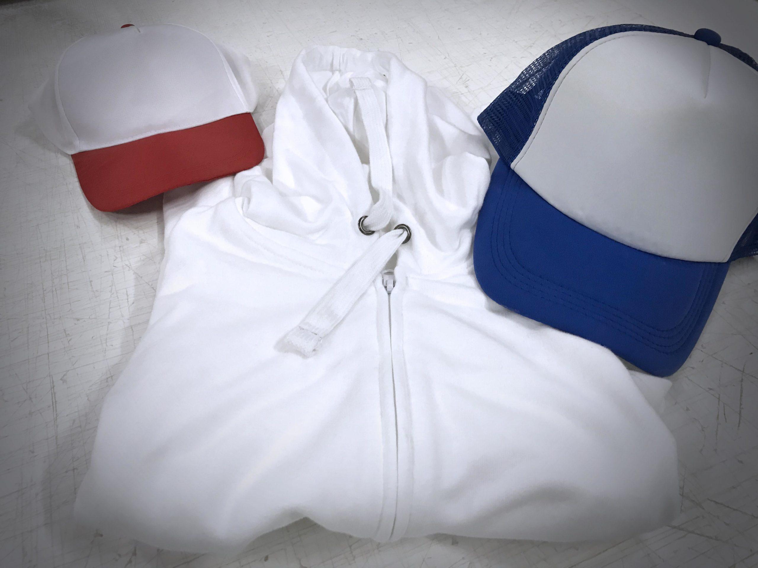 Impression vêtements et textiles