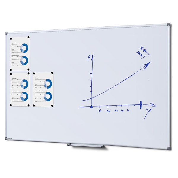 tableau blanc magnétique 1000 x 1500mm
